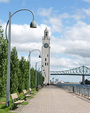 Montreal & Quebec Image