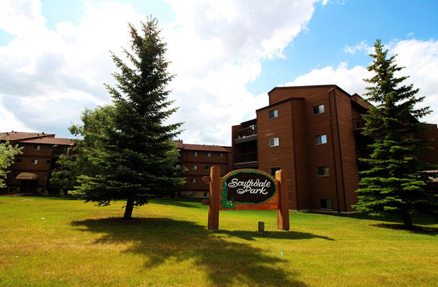 Southdale Park Apartments Mill Woods Edmonton