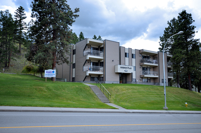 Kamloops Apartments On Hugh Allan Drive Aberdeen