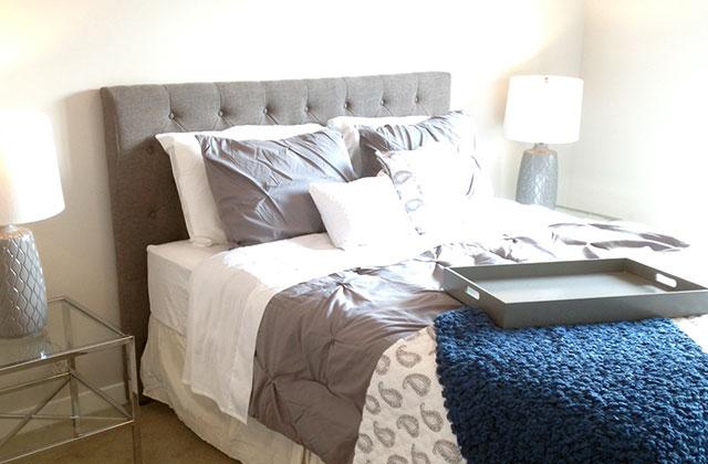 Lexington Court Apartments-Langley 221st bedroom