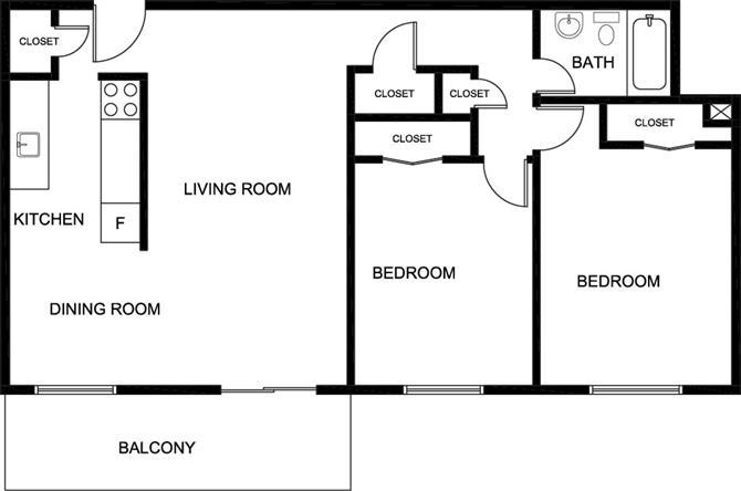 Bedroom Basement Apartment Floor Plans Home Ideas Decor