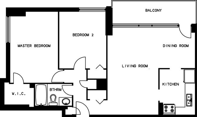 2 bedrooms apartment for rent in toronto toronto brampton viewfloorplan westmount toronto apartments riverview in clv