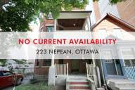 223 Nepean Apartment for Rent Ottawa thumbnail