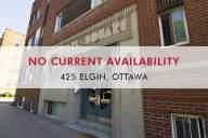 425 Elgin Apartment for Rent Ottawa thumbnail