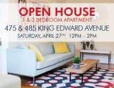 475 & 485 King Edward Apartment for Rent Ottawa thumbnail