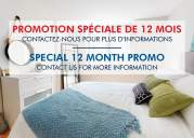 La Tour Hampstead Apartment for Rent Montreal thumbnail