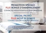 La Tour Lafontaine Apartment for Rent Montreal thumbnail