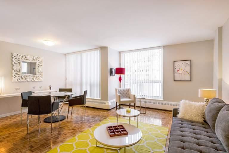 Parc Kildare Appartements Apartment for Rent Côte-Saint-Luc