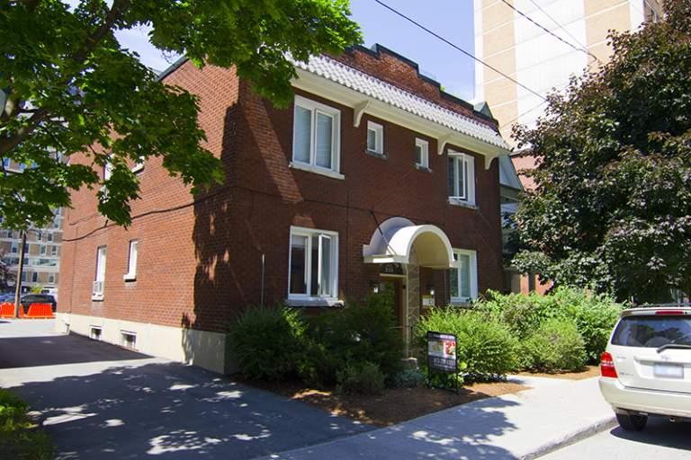 233 Nepean Apartment for Rent Ottawa