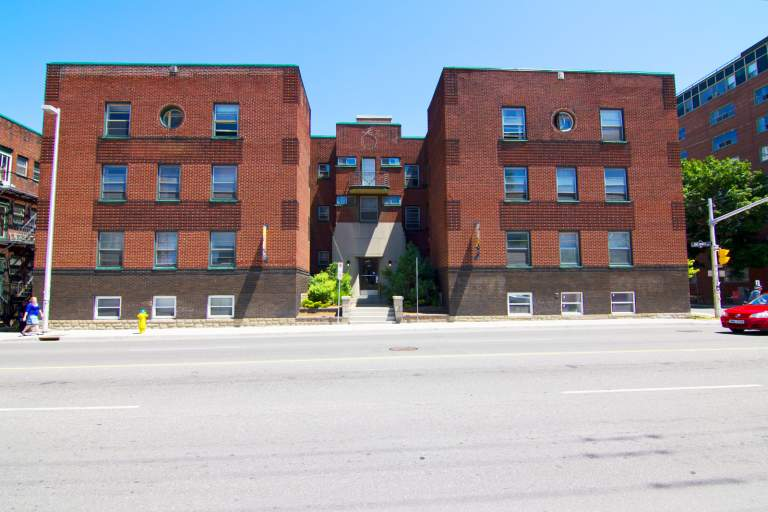 Sandy Hill Apartments 475 King Edward Clv Group