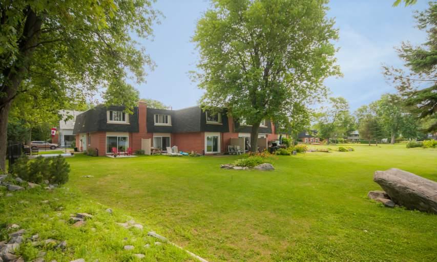 Britannia Beachfront Apartment for Rent Ottawa