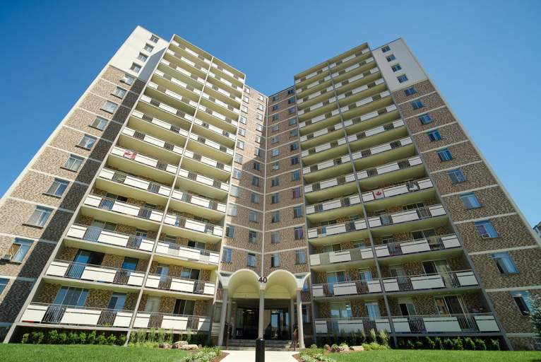 Stoney Creek Towers Apartment for Rent Hamilton