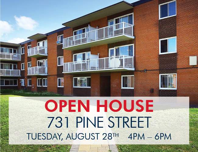Allard & Pine Apartment for Rent Sault Ste. Marie
