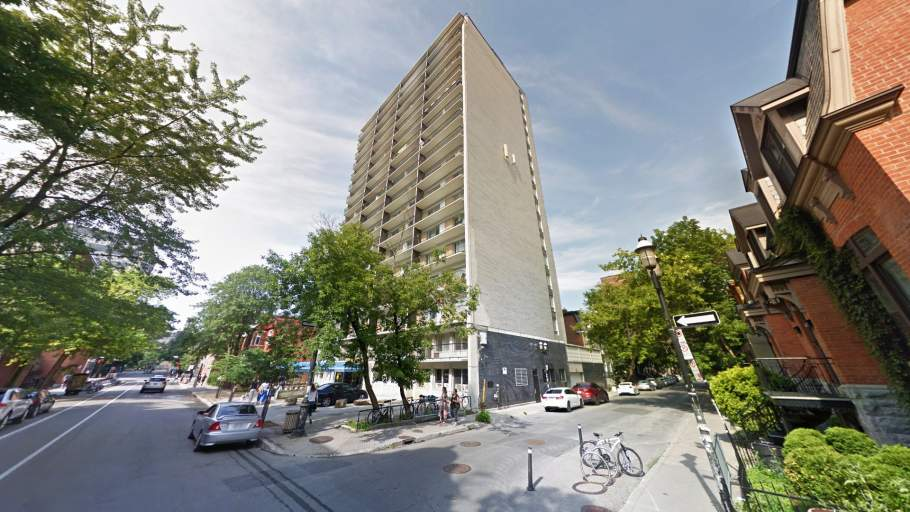 Pavillon Milton Apartment for Rent Montreal