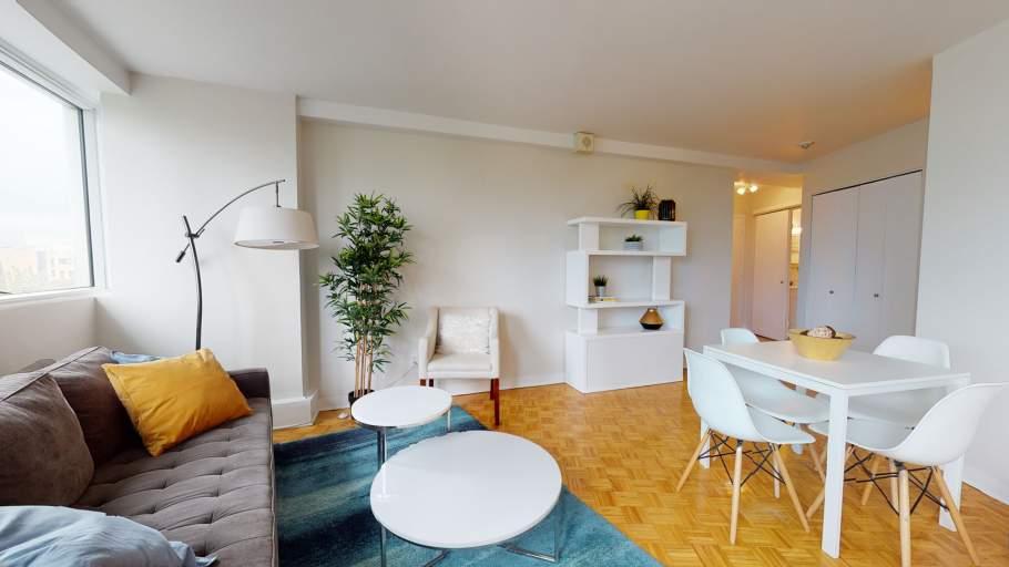Le Colisée Apartment for Rent Montreal