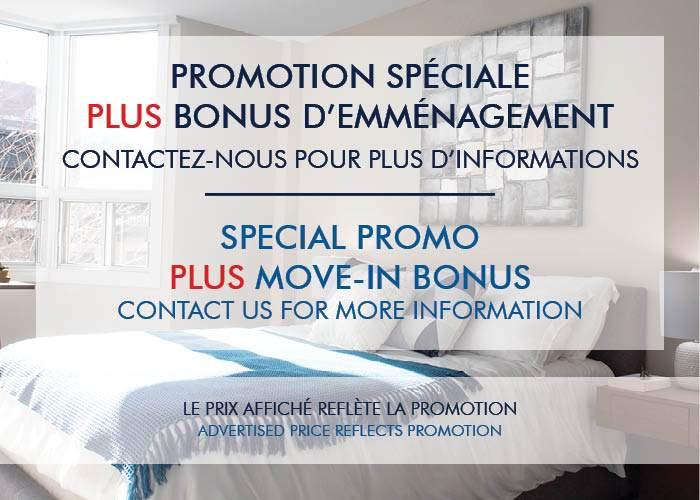 4560 Sainte-Catherine Street W Apartment for Rent Montreal