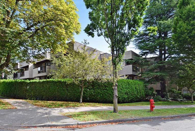 Rio Vista exterior located in Marpole, Vancouver