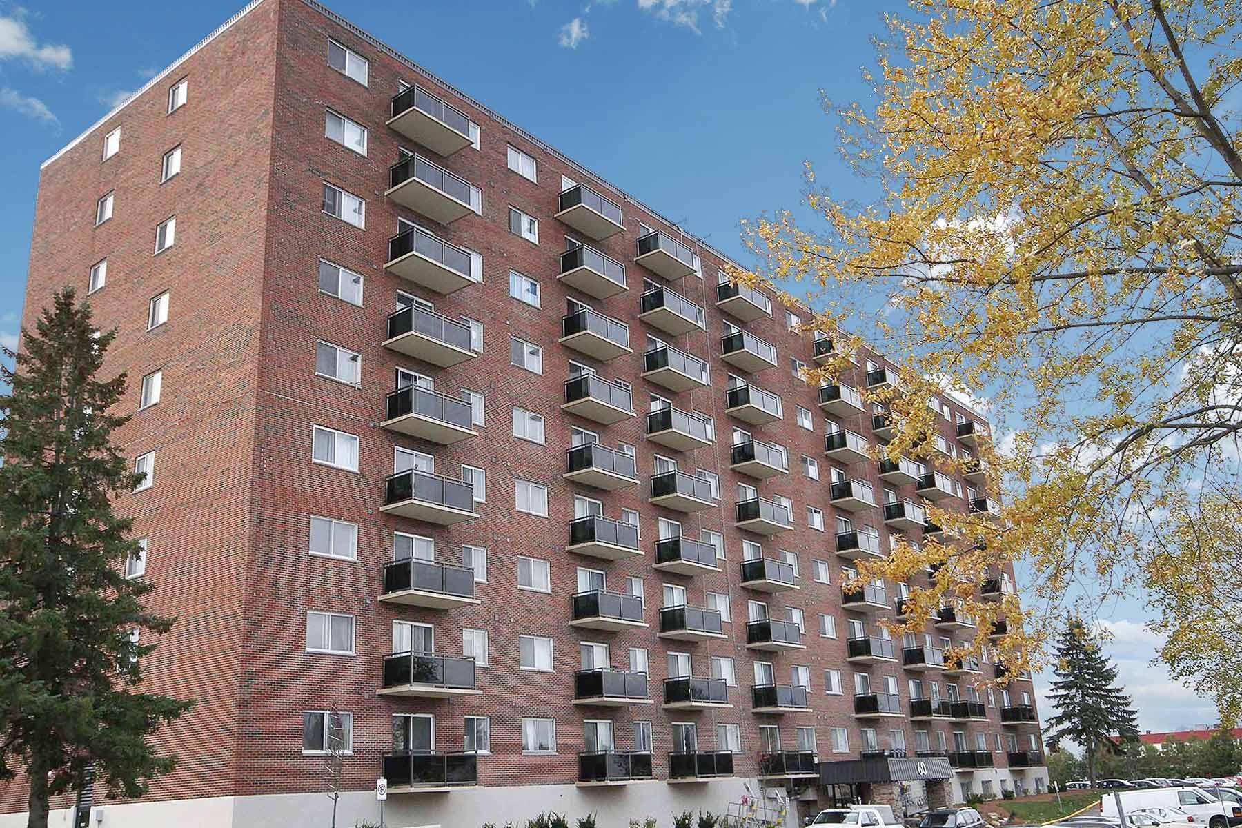Appartements Rivera - 50-60 Cormier