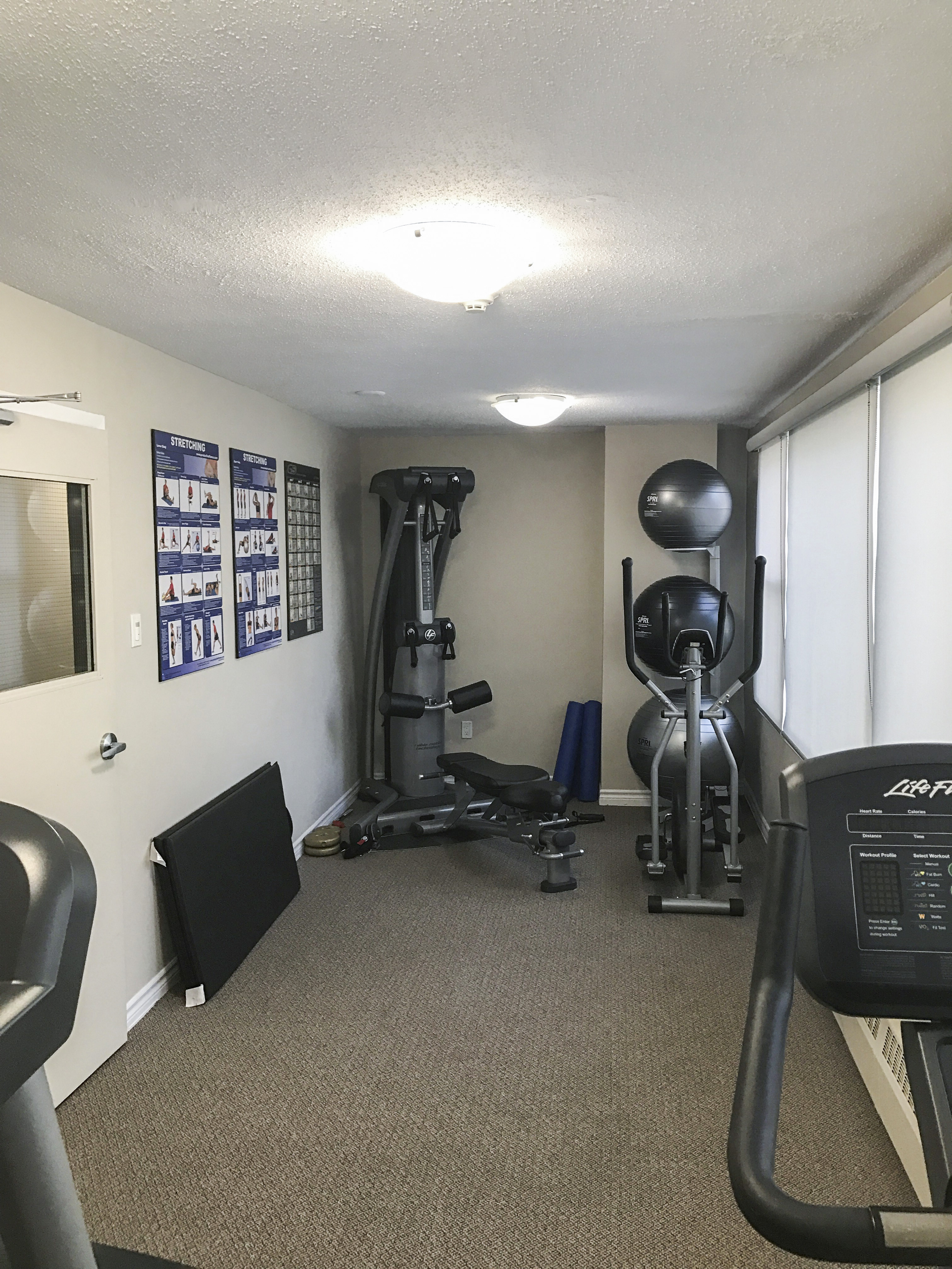 2750 Marie - Fitness Centre