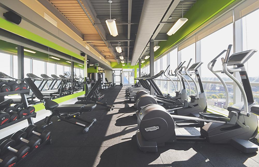 24hr Fitness Centre