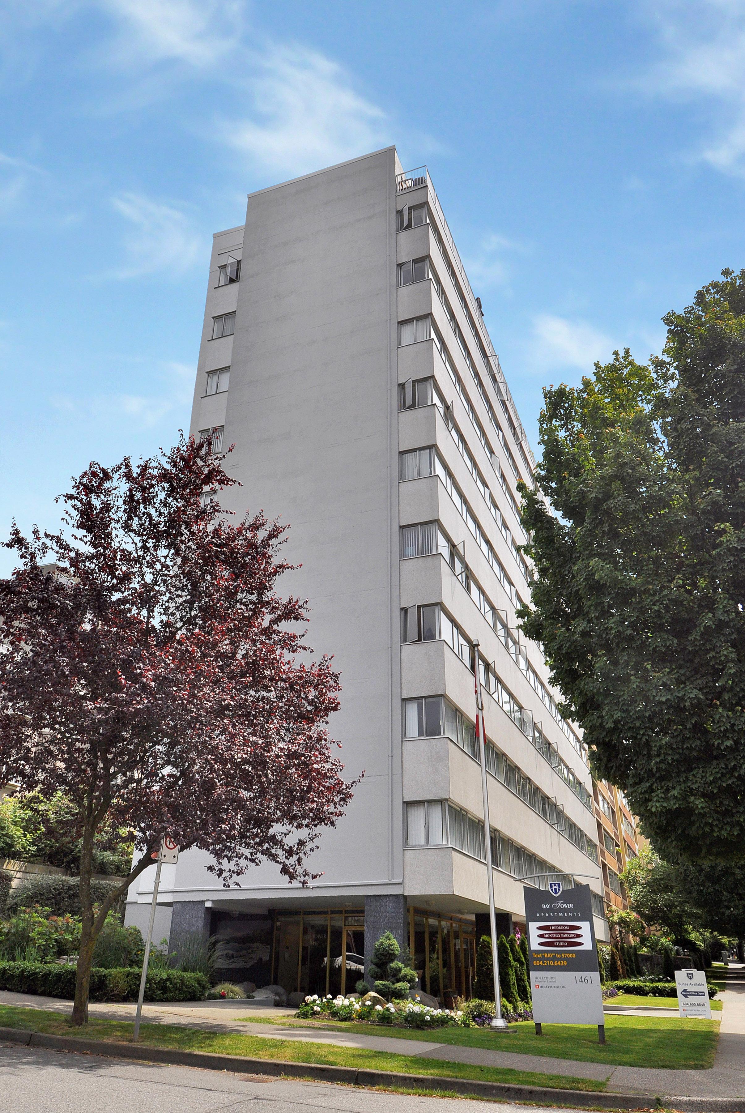 Bay Tower - 1461 Harwood Street