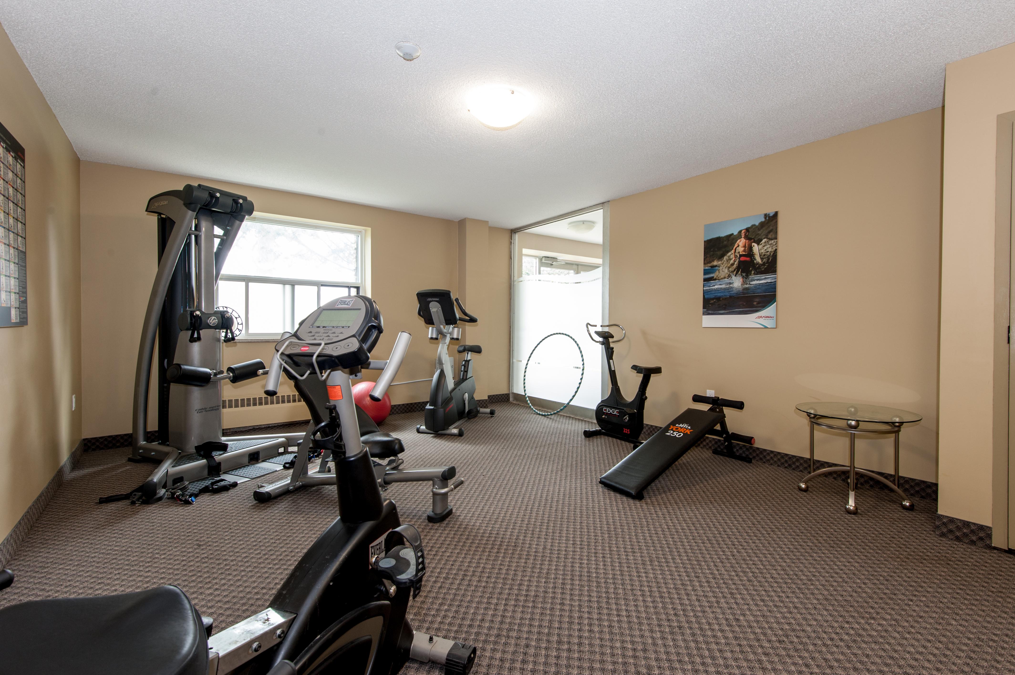 Fitness Centre - 10 Reid