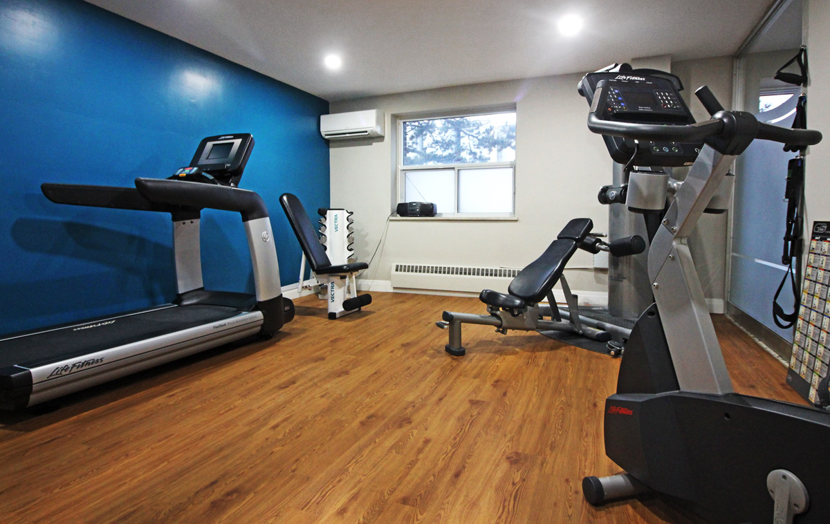 Fitness Centre - 14 Reid