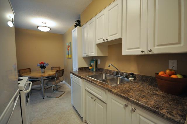 Jason Adam Manor Apartments. kitchen