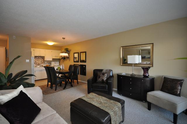 Bonnie Lee Apartments. livingroom