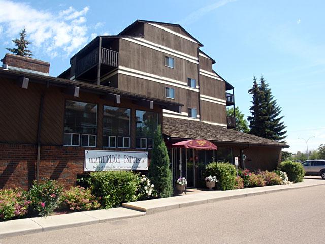 Heatheridge Estates Apartments Edmonton South West
