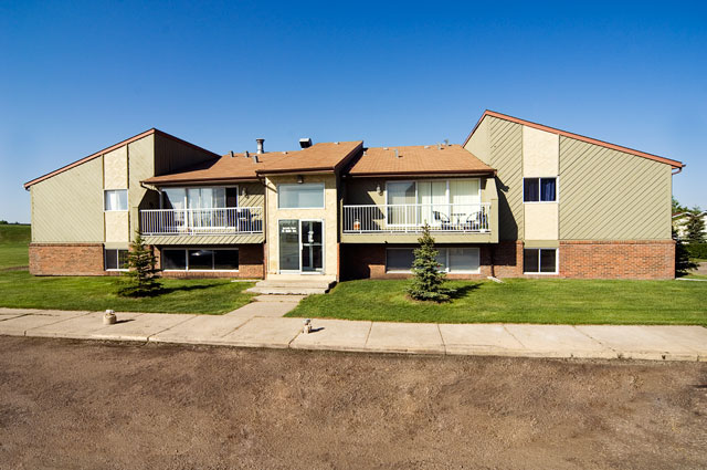 Sunronita House Apartments Leduc haida