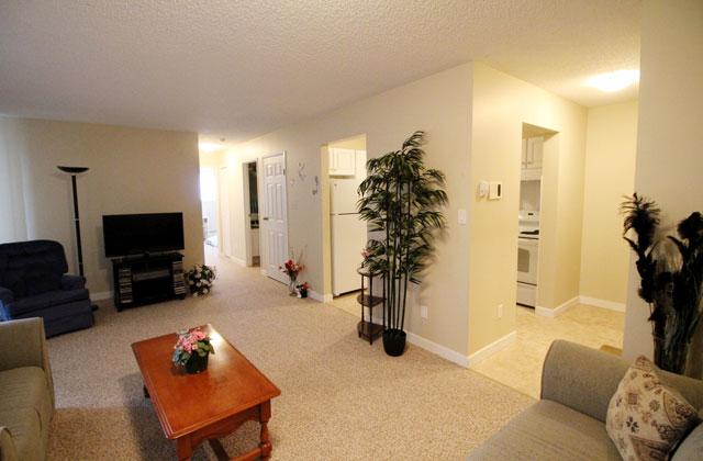 Southdale Park Apartments living