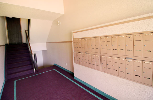 Southdale Park Apartments lobby