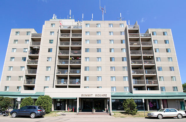 Summit Square Apartments Leduc