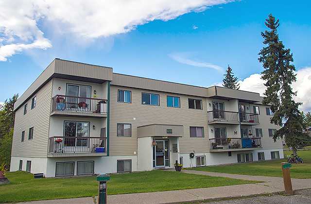 Paradise Park Apartments Prince George