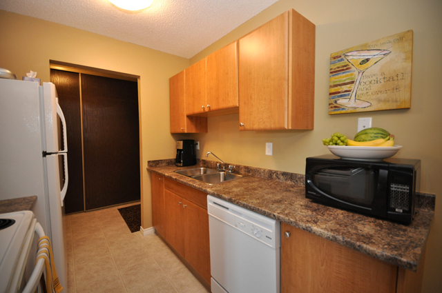 Stetson Place Apartments. kitchen