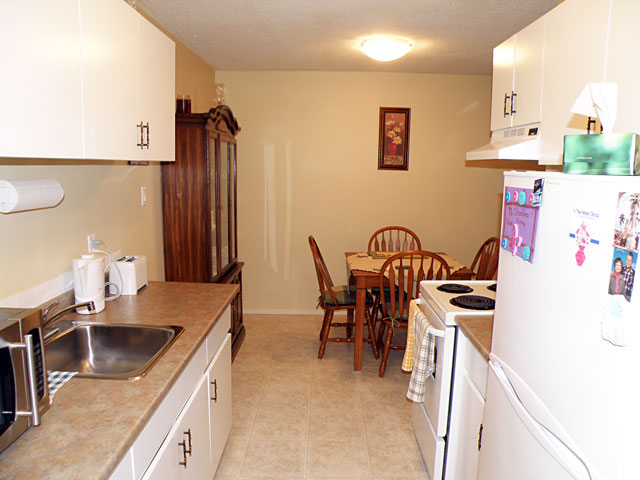 Central Apartments. Kitchen