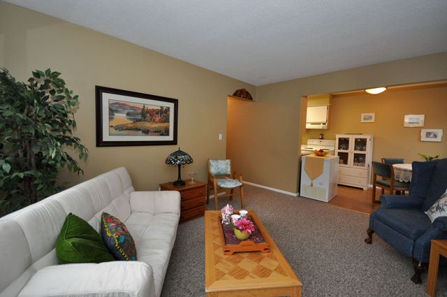 Buckland Manor Apartment. Livingroom3