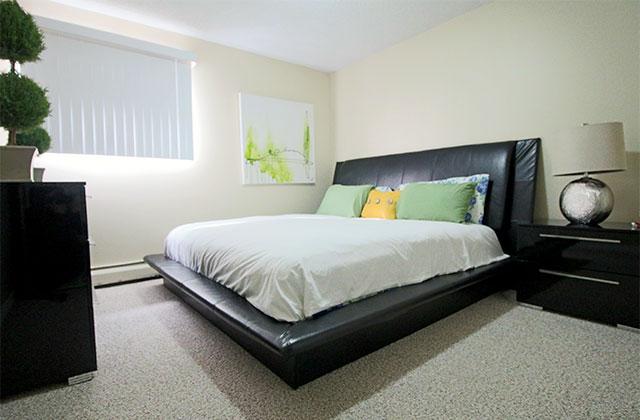 Hillview Estates Apartments bedroom