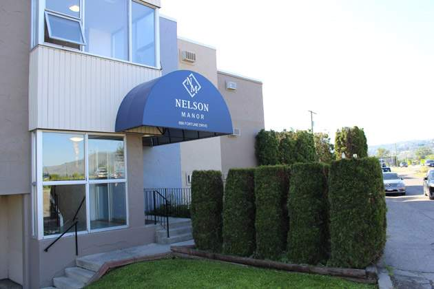 Nelson Manor Apartments. building3