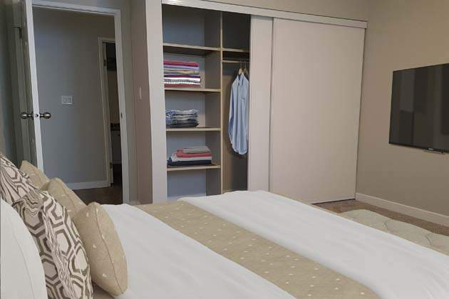 Southdale Park Apartments. bedroom2