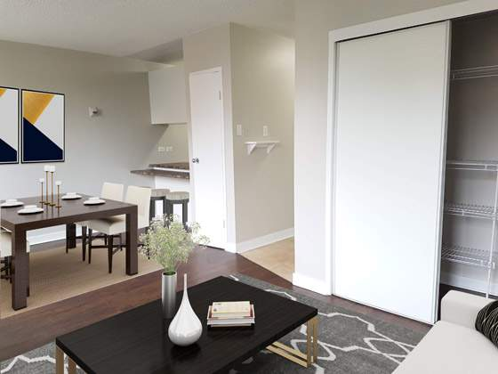 Edmonton Apartments | The Carlton Apartments 9830 106th ...