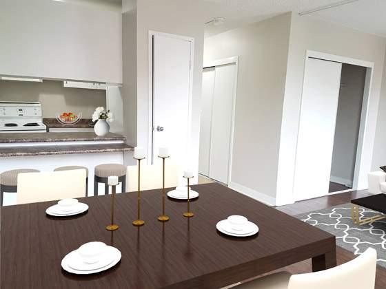 The Carlton Apartments Edmonton