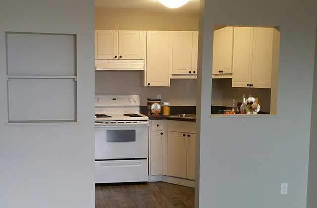 Glynnwood Terrace Apartments kitchen