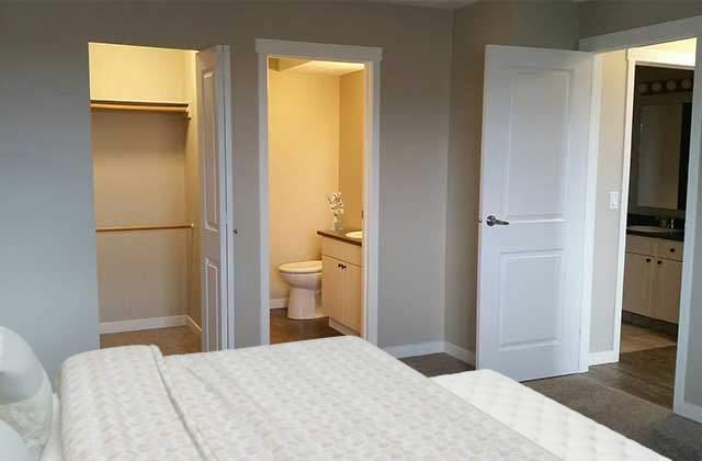 Glynnwood Terrace Apartments. bedroom