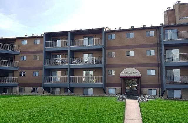 Southdale Park Apartments. exterior