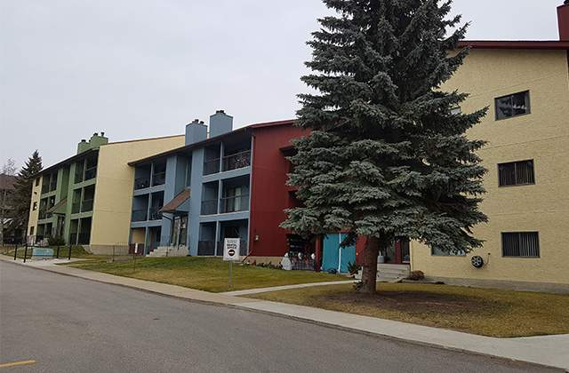 Broadview Meadows Apartments. exterior