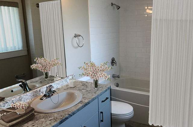 Edgewater Terrace Townhouses  bathroom
