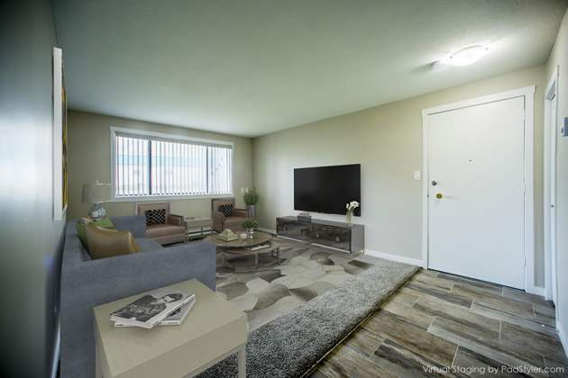 Curlew Apartments Living