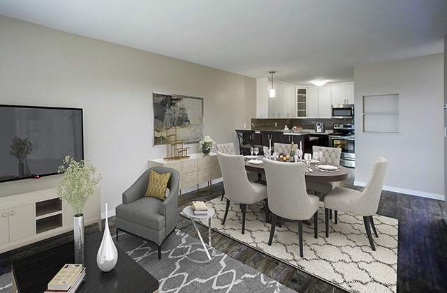 Glynnwood Terrace Apartments live dine